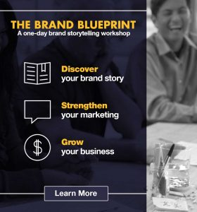 The Brand Blueprint Workshop
